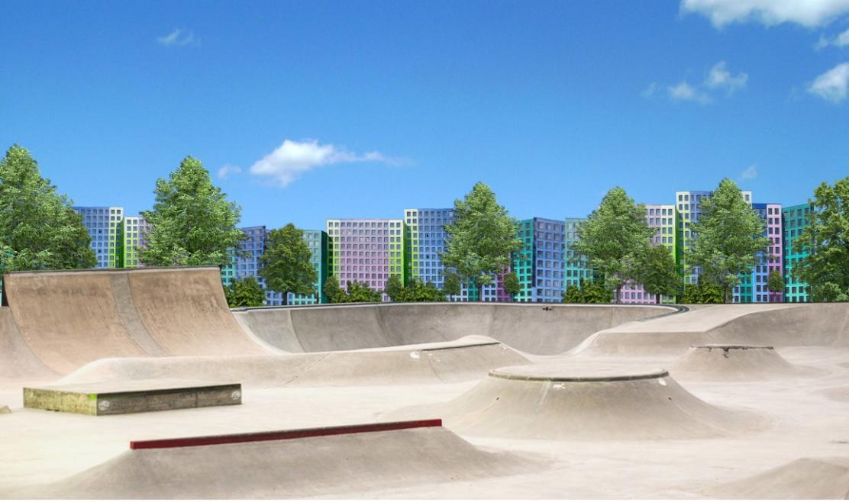 Парки для жителей - по нацпроектам